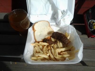 Shitty Lunch