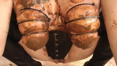 Dirty Big Tits Scat Slut