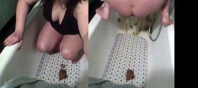 Let's Poop In The Bathtube